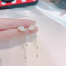 Tassels, korea, Jewelry, silverneedle