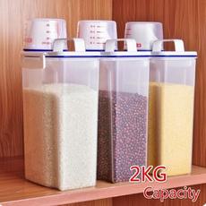 foodstoragebox, fooddispenserbox, Kitchen & Dining, Capacity