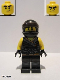 LEGO Nya Minifigure njo491 From NINJAGO Set 70668 70670