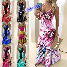 Summer, Plus Size, halter dress, Halter