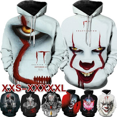 Funny, Fashion, Cosplay, pullover hoodie