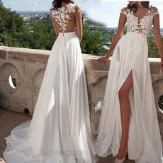 Lace, Evening Dress, Dress, Women's Fashion