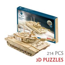 Toy, Tank, gamesforkid, Jigsaw Puzzle
