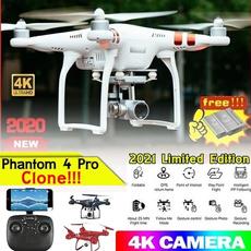 Quadcopter, 4kcamera, Remote, phantom4pro