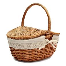 Picnic, Baskets, camping, Handmade