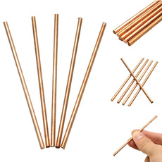 Copper, copperrod, copperroundrod, solderingrod