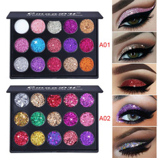 pallete, Fashion, Eye Shadow, DIAMOND