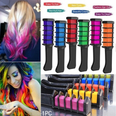 hairchalk, Mini, hairstyle, haircomb