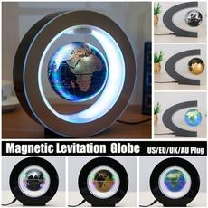 suspendedglobe, decoration, magneticglobe, decorativetrinket