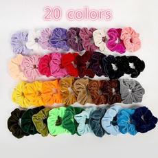 elastichairring, Rope, childrenshairband, koreanversion