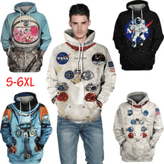 3D hoodies, Plus Size, Funny, Cosplay Costume