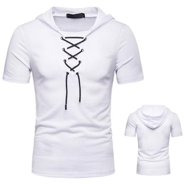 short sleeves, Summer, Fashion, Shirt