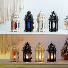 decorativelantern, holidayandfestival, Candle, Glass