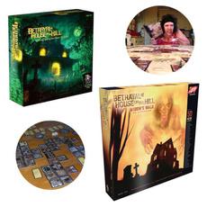 Collectibles, betrayalathouseonthehill, Toy, card game