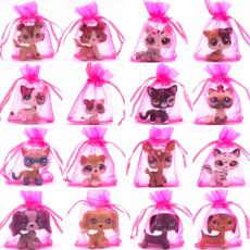 pink, Toy, cutelittleanimal, shorthaircat