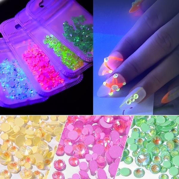 Nails, DIAMOND, art, Jewelry