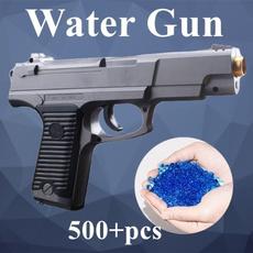 pistoltoy, Toy, Crystal, Bullet