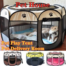 dogtentfolding, petplaypentent, Sports & Outdoors, Pets