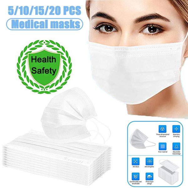 masque medical antivirus