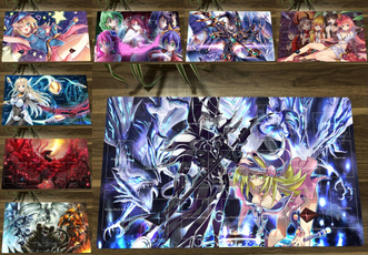 yugioh, gaes, card game, mouse mat
