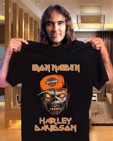 Moda, Harley Davidson, wishtshirt, Shirt