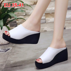 Summer, Plus Size, Womens Shoes, wedge