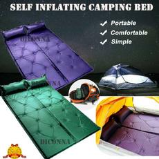 inflatingcampingroll, camping, Hiking, inflatablecushionoutdoor