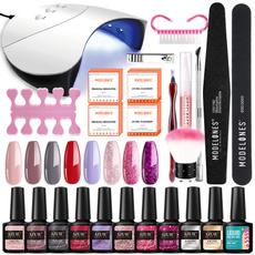 Nail salon, art, usb, gel nail kits