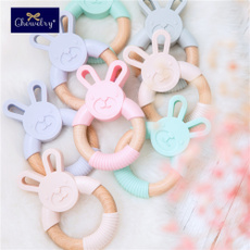 Bebe, Toy, siliconeteether, Jewelry