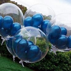 clearballoon, latex, Decoración, ballon