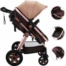 carriage, babypram, Bebé, pushchair