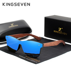 Wood, Fashion, UV400 Sunglasses, Men's Fashion