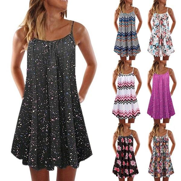 Summer, Plus Size, long dress, Dress