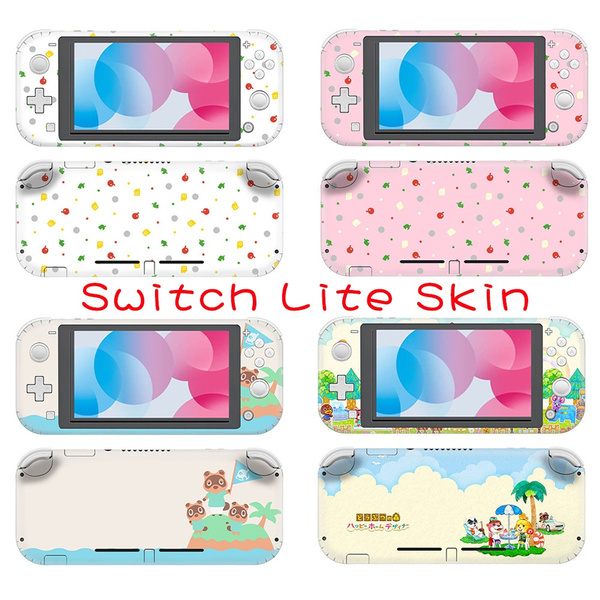 Animal Crossing Skin Decal Stickers For Nintendo Switch Lite