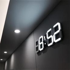 ledwallclock, led, Led Clock, Home & Living