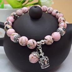 Beaded Bracelets, Turquoise, Fashion, Yoga