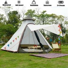teepee, onesinglepoletent, teepeetent, camping