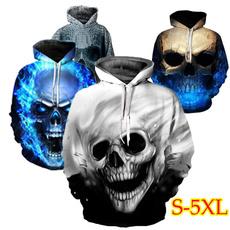 Couple Hoodies, Fashion, Skeleton, skull