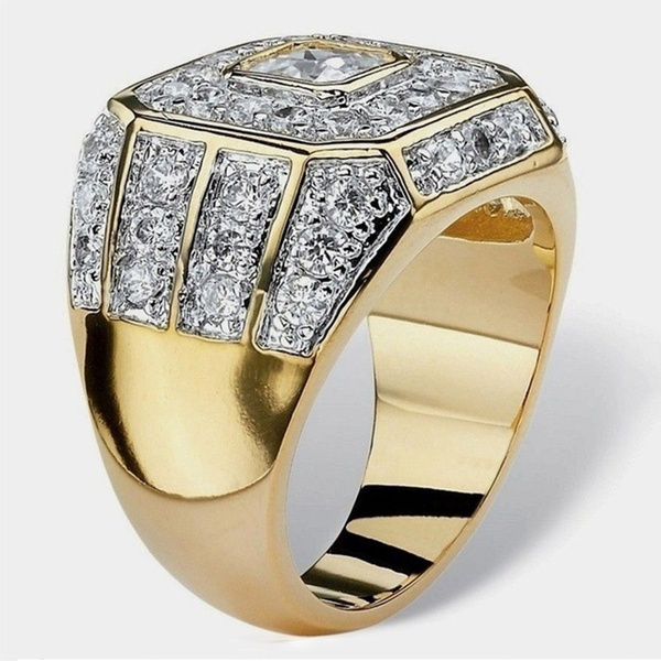 18 k, DIAMOND, Jewelry, gold