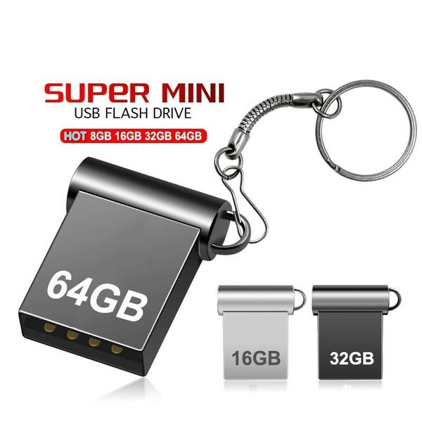 Mini, disk, usb, Metal