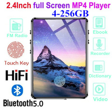 hifimp3mp4player, Touch Screen, walkman, mediaplayer