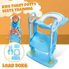 laddersteppotty, babytoiletchairseat, Home & Living, kidschildtoiletchair