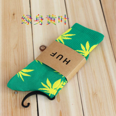 tobacco, unisex, Herb, Socks