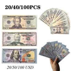 100dollarsbanknote, propmoney, Movie, pretendmoney