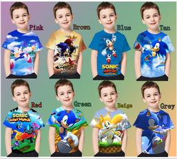 sonic, Fashion, Shirt, tshirtsforboy