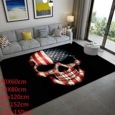 Rugs & Carpets, skull, skullcarpet, doormatsamprug