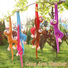 Plush Toys, plushmonkey, Toy, monkey