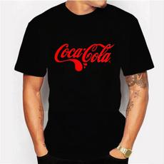 Mens T Shirt, Moda, Algodón, Necks