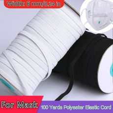 Cord, maskstripe, Polyester, Sewing