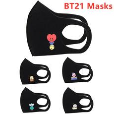 K-Pop, antifogmask, antidustmouthfacemask, icesilkmask